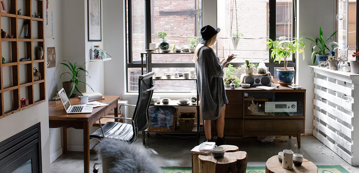 Cómo trabajar desde tu casa y no enloquecer en el intento