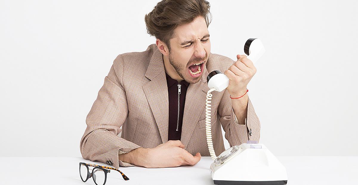 El que se enoja, pierde: 5 estrategias para no perder la compostura en el trabajo