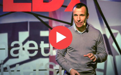 Charla TED: «Apagar el Estrés: consejos para dejar de pensar en el trabajo cuando ya estás en casa»