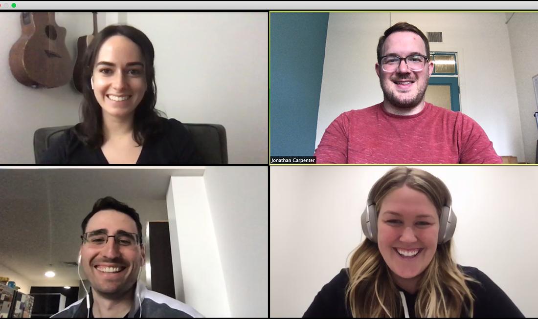 Ni pijama ni multitasking: las claves para una reunión virtual productiva