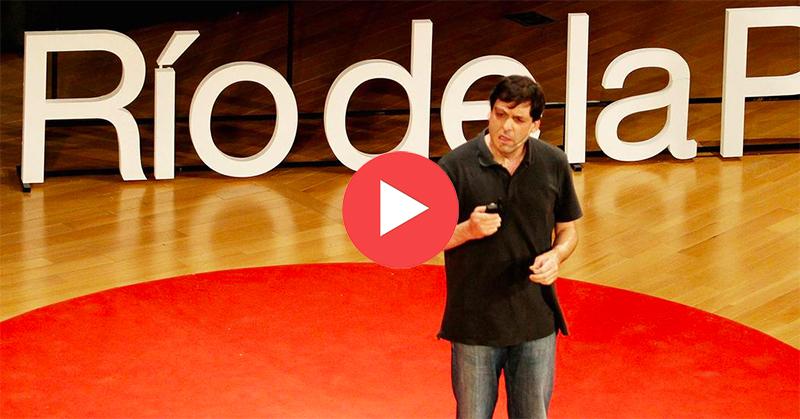 Charla TED: «¿Qué nos hace sentir bien con nuestro trabajo?»