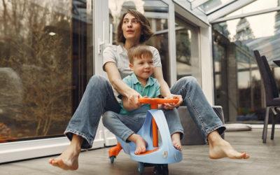 Hijos y teletrabajo: 8 maneras de poner límites