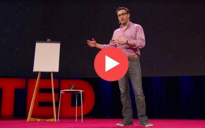"""Charla TED: """"Cómo los grandes líderes inspiran la acción»"""