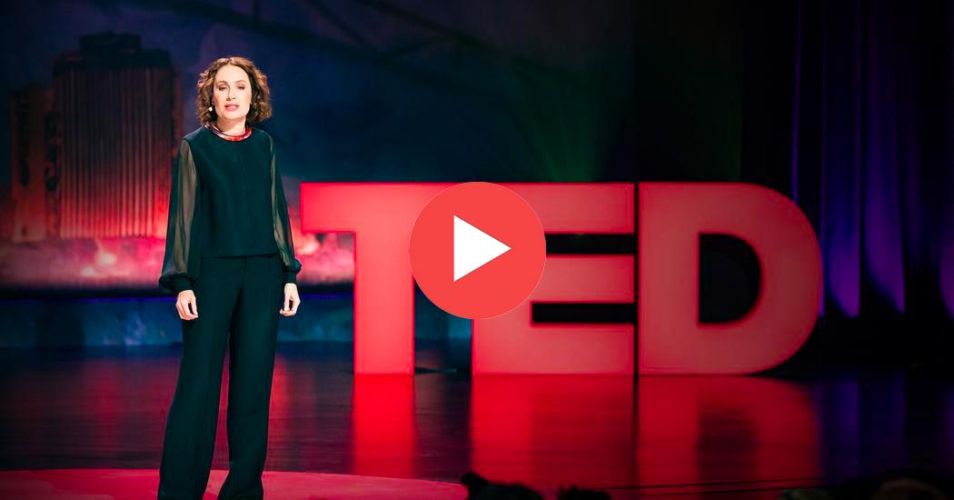 Charla TED: El don y el poder del coraje emocional