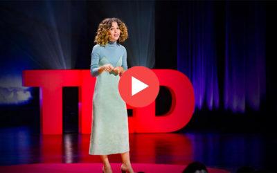 Charla TED: ¿Quieres cambiar el mundo? Comienza siendo lo suficientemente valiente como para preocuparte