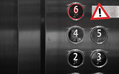 ¿Subirse a un ascensor después de la pandemia? Una tema nada de trivial para cuando volvamos a las oficinas