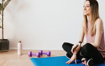 ¡A moverse!. Estar sentados todo el día puede aumentar nuestro riesgo de morir.
