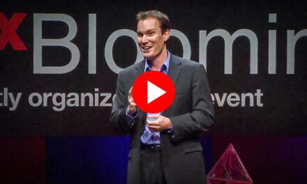 Charla TED: El feliz secreto para trabajar mejor