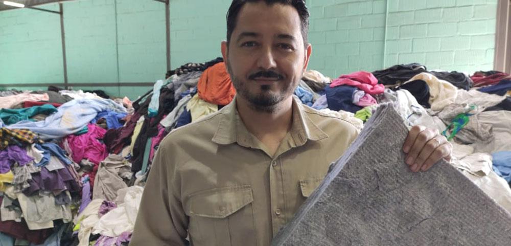 EcoFibra: la startup de economía circular que busca revalorizar la ropa en desuso