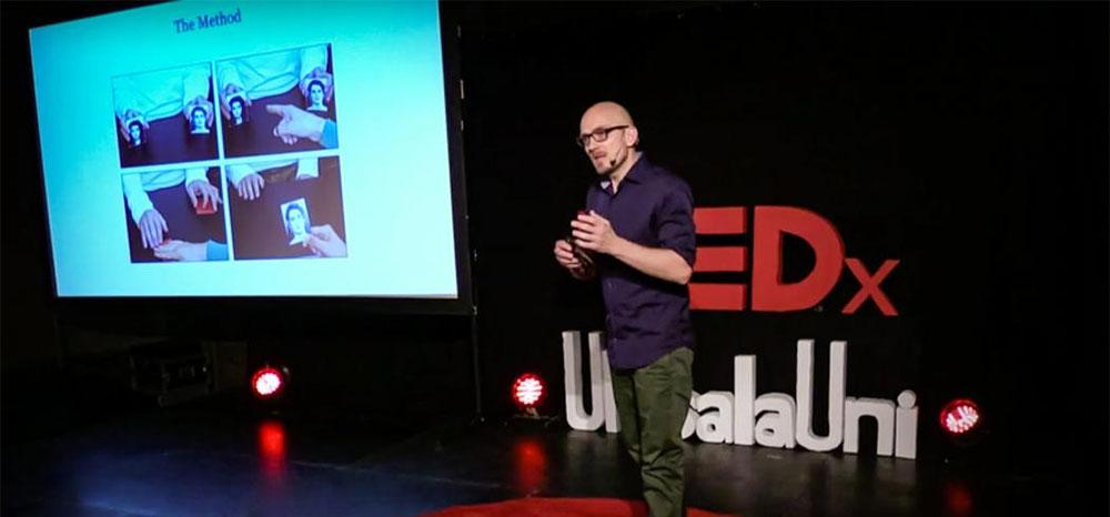 Charla TED: ¿Sabes realmente por qué haces lo que haces?