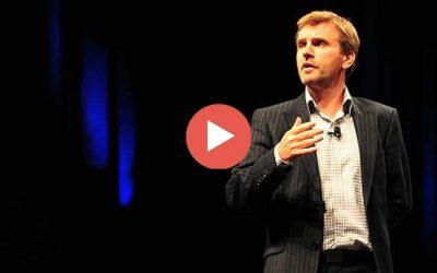 Charla TED: Cómo lograr que el equilibrio entre el trabajo y la vida personal funcione