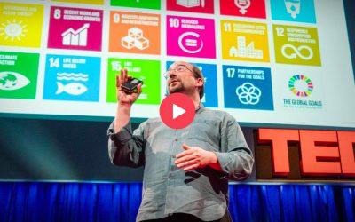 Charla TED: ¿Cómo podemos hacer del mundo un mejor lugar para el 2030?