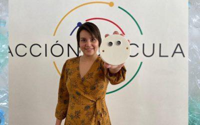 """Con una plataforma y sensores emprendedora chilena busca volver """"smart"""" el proceso de reciclaje"""
