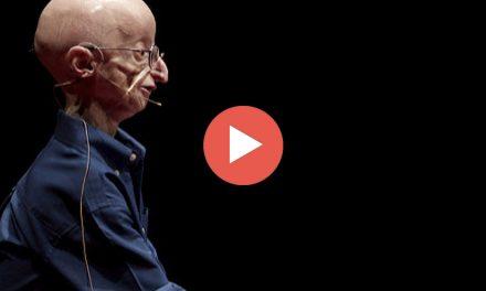 Charla TED: Mi filosofía para una vida feliz
