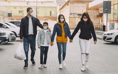 Familias enfrentadas a la pandemia: ¿saldrán fortalecidas?