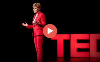 Charla TED: ¿Por qué los gobiernos deberían priorizar el Bienestar?