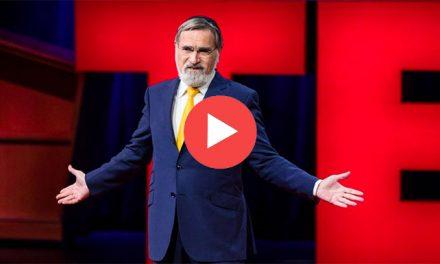 Charla TED: ¿Cómo podemos afrontar el futuro sin miedo, juntos?
