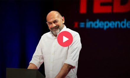 Charla TED: Atrévete a rechazar los mitos de origen que afirman quién eres