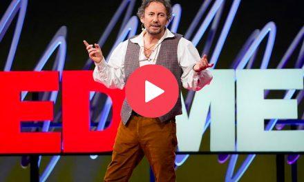 Charla TED: Lo que nos enseña el velorio Irlandés sobre vivir y morir