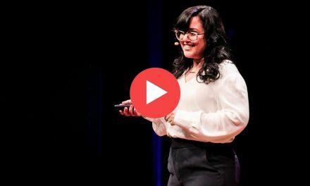 Charla TED: El acto radical de elegir un terreno común