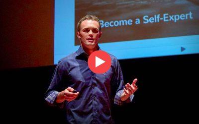 Charla TED: Cómo encontrar el trabajo que amas