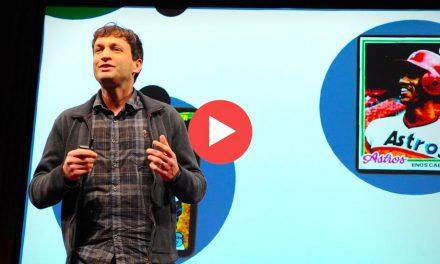 Charla TED: El poder oculto de sonreír
