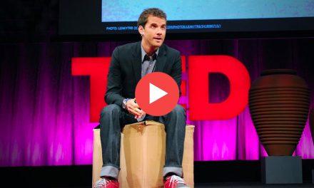 Charla TED: Menos cosas, más felicidad